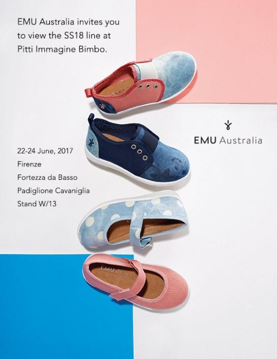Emu Australia Pitti Bimbo